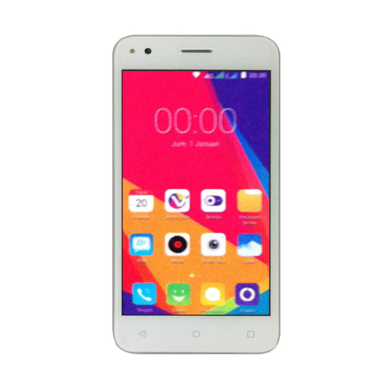 Advan Vandroid I5C Smartphone - Putih [8GB/4G LTE]