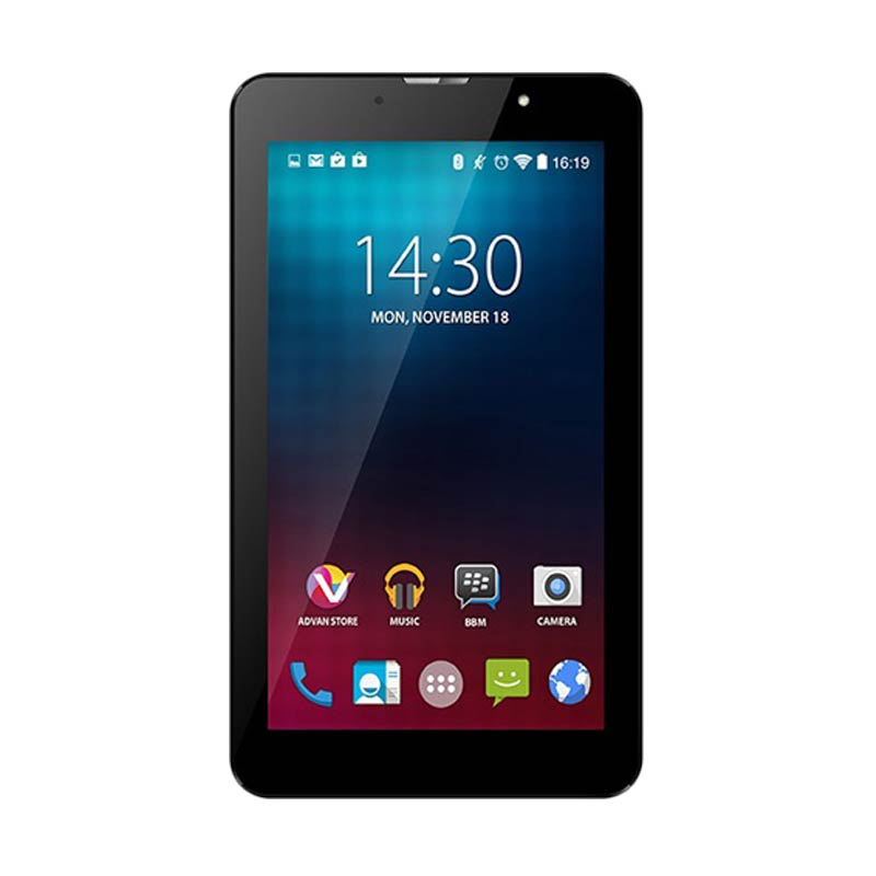 Advan Vandroid i7 Tablet - Black [4G LTE]