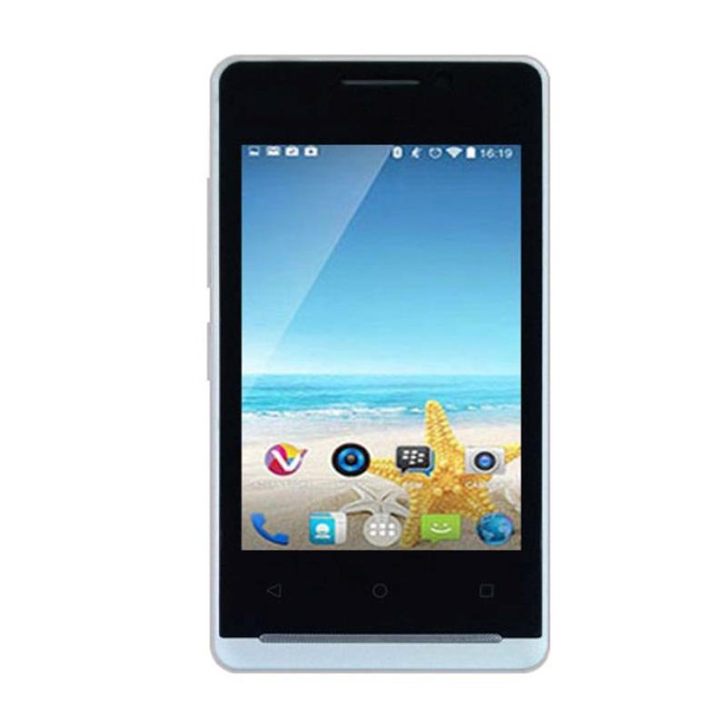 Advan Vandroid S35I Smartphone - Putih [512 MB]