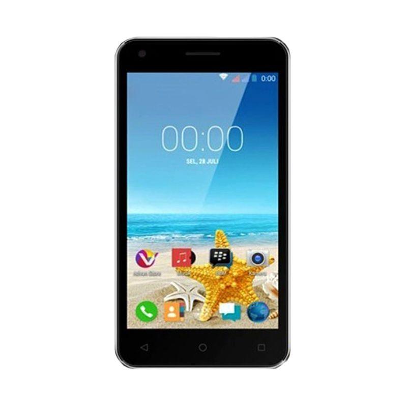 Advan Vandroid S50G Smartphone - Black [4GB]