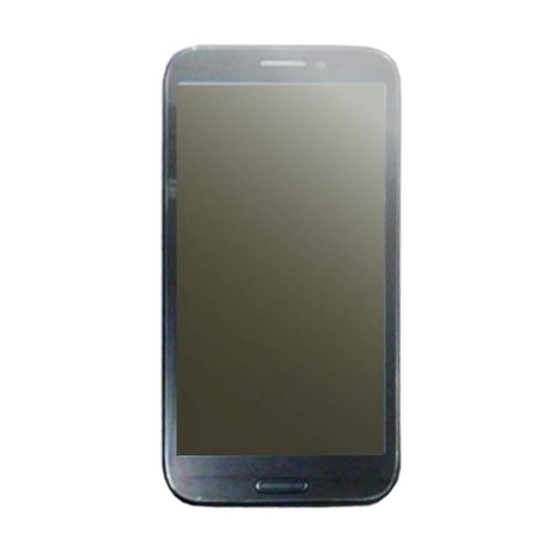 Advan Vandroid S5F Hitam Smartphone + Flip Cover