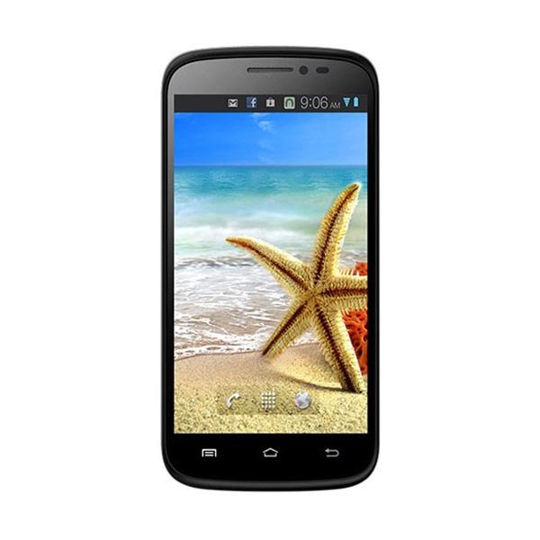 Advan Vandroid S5J Hitam Smartphone
