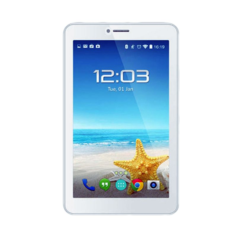 Advan Vandroid T1S Tablet - White [7 Inch/8 GB]