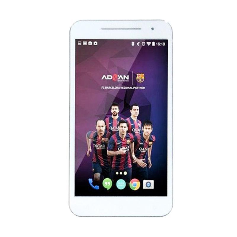 Advan Vandroid T1X Pro Tablet - Putih