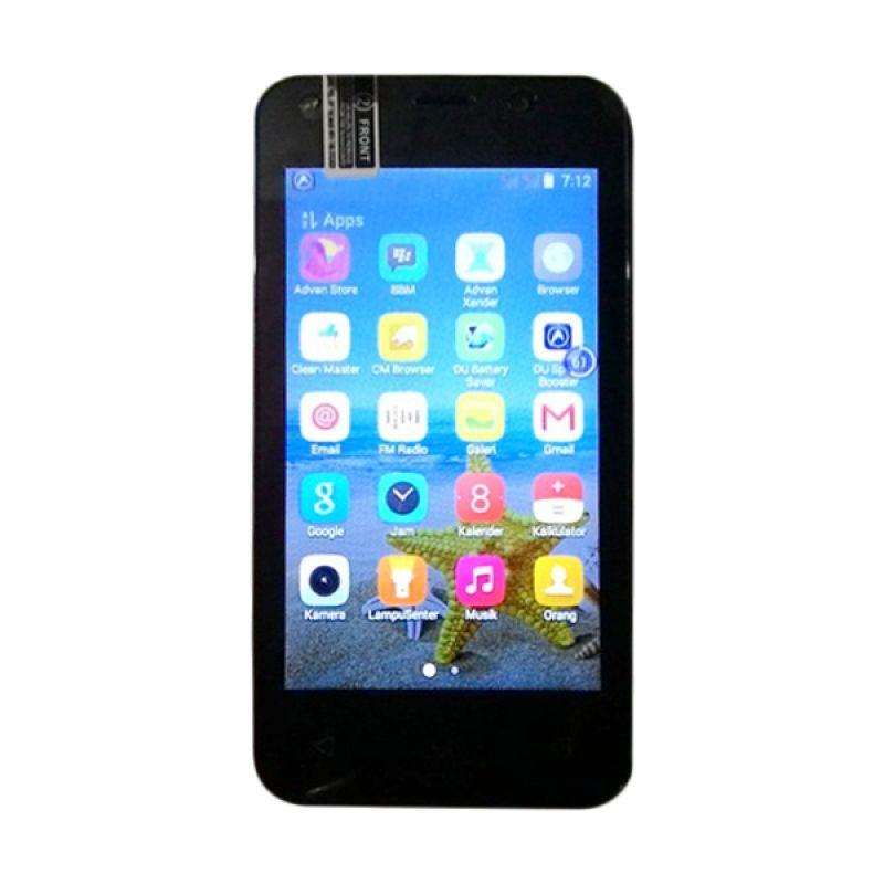 Advan Vandroid S4P Smartphone - White