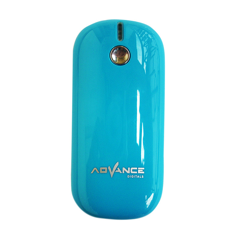 Advance PB101C blue Powerbank [5800 MAH]