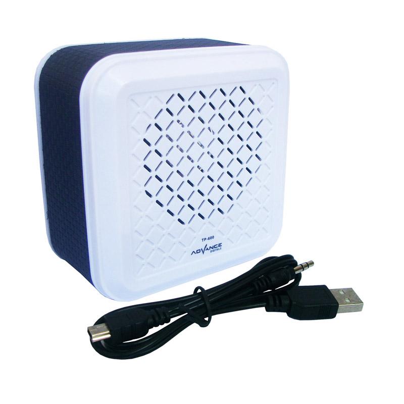 Advance TP-600 Xtra Power Sound Speaker Portable - Hitam