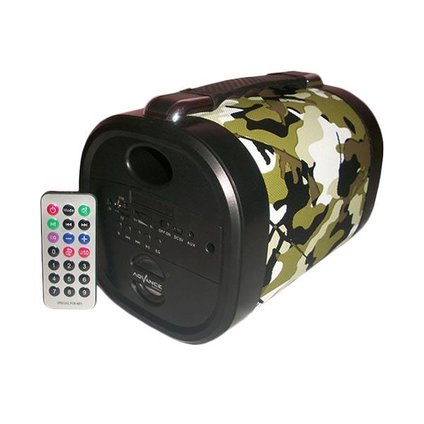 Advance TP-700 Hijau Speaker Portable