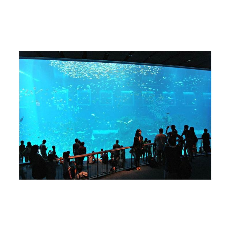 Adventure Tour and Travel - Sea Aquarium Singapore E-Ticket