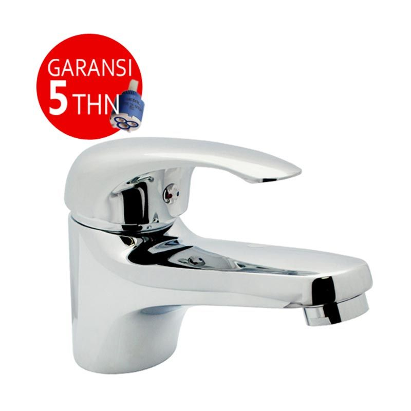 AER Hot Cold Basin Faucet SAG W2 Kran Wastafel