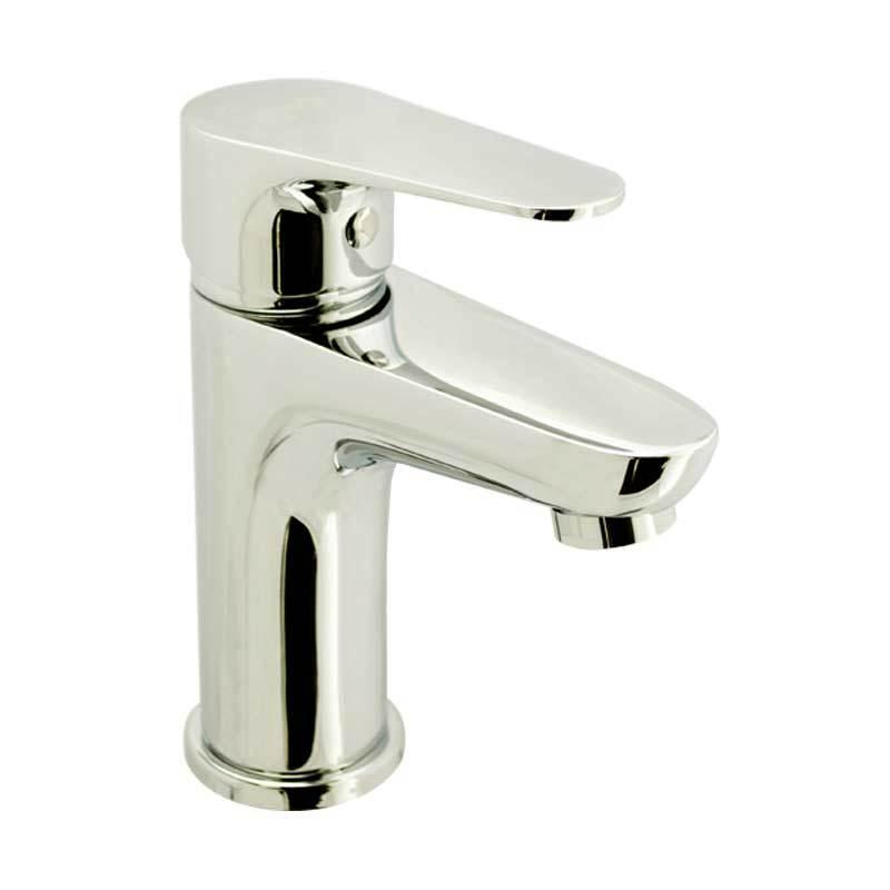 AER Kuningan Brass Basin Faucet SAM W4 C Kran Wastafel