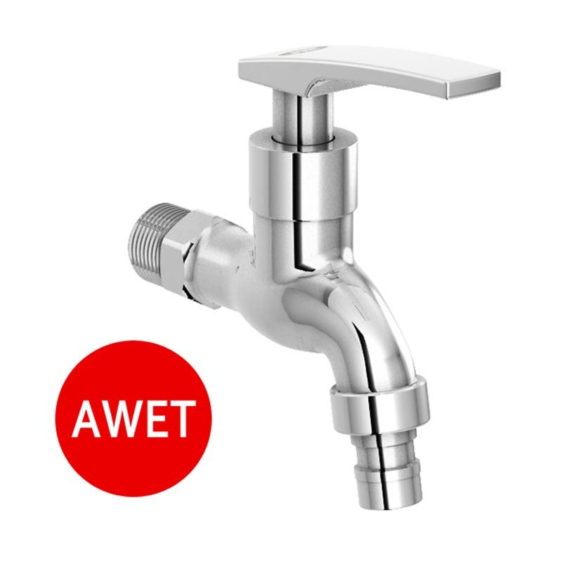 AIR Wall Faucet S 5M NZ Chrome Kran Air
