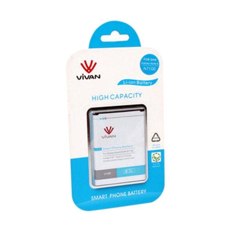 Vivan Battery for Samsung note 2 [3100 mAh]