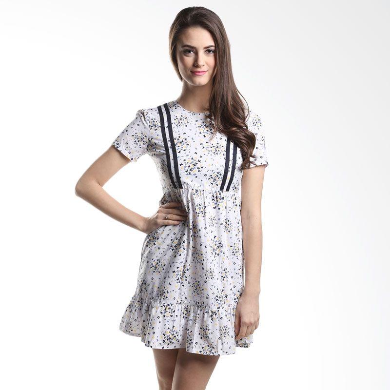 Agatha Clemente 4455.D1 White Mini Dress
