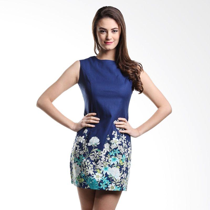 Agatha Rena 4389.D1 Dark Blue Mini Dress
