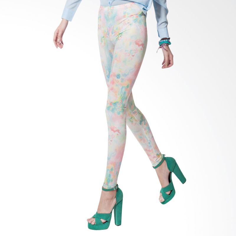 Agree To Shop Patchwork Leggings