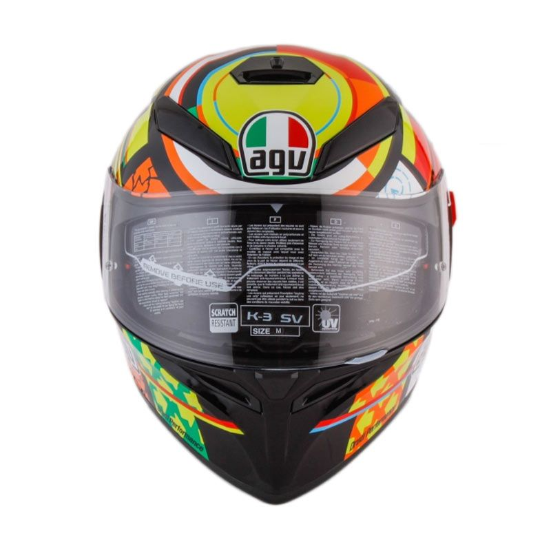 AGV K3 SV TOP ELEMEN... Full Face