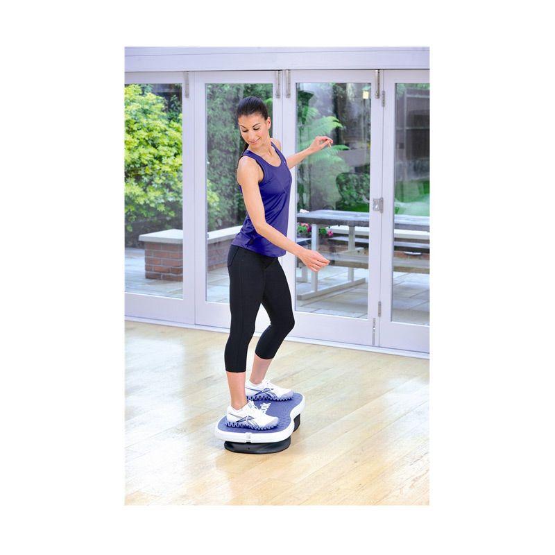 Reebok Easytone Step Blue Alat Fitness -alat olah raga