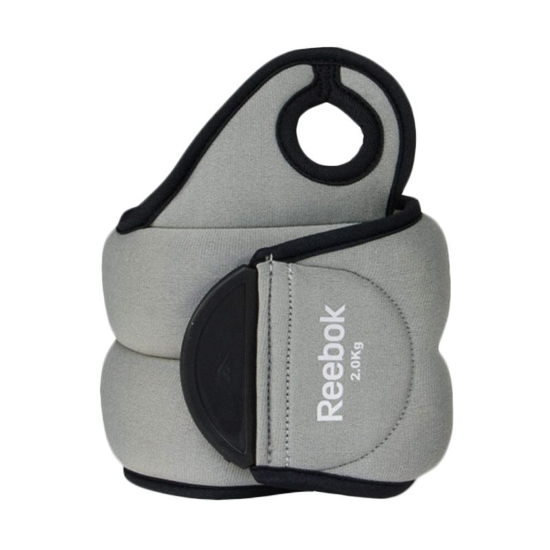 Reebok Wrist Weights Alat Fitness [2 x 2 Kg]