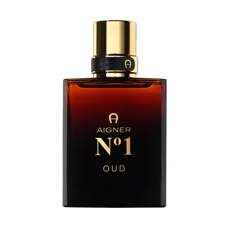 Aigner No. 1 Oud Parfum EDP Pria [100 mL]