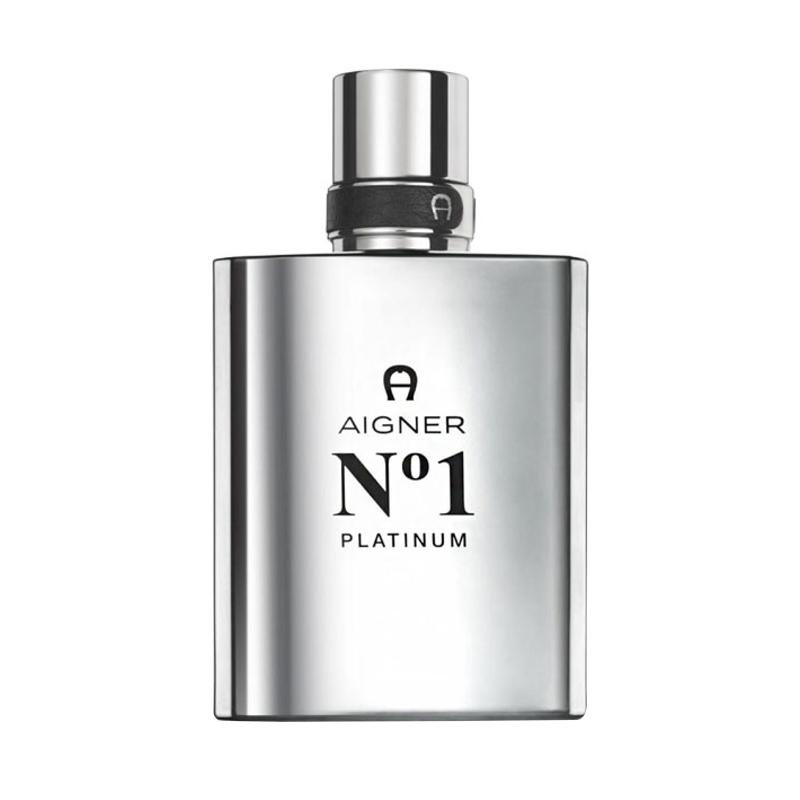 Aigner No. 1 Platinum Parfum EDT Pria [100 mL]