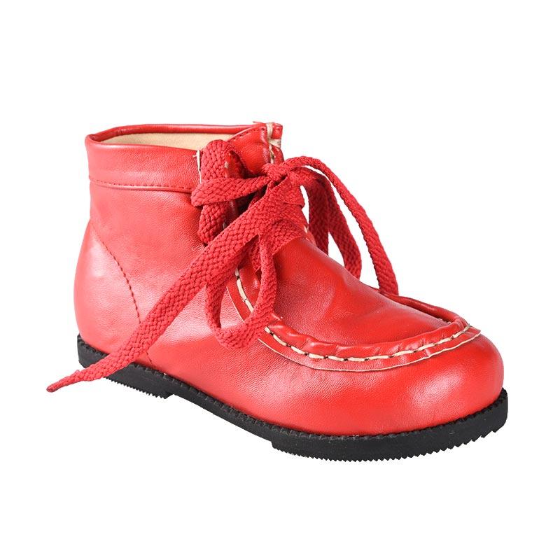 Aiko Sakura Shoes Akira Sepatu Anak Laki-Laki - Red