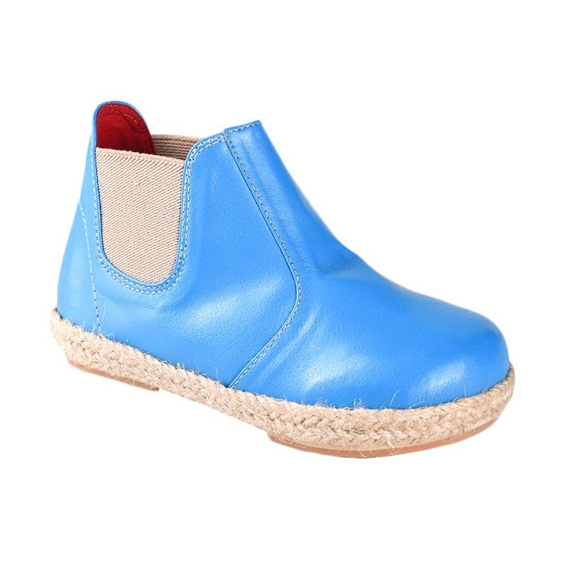 Aiko Sakura Shoes Kaoru Sepatu Anak Perempuan - Baby Blue