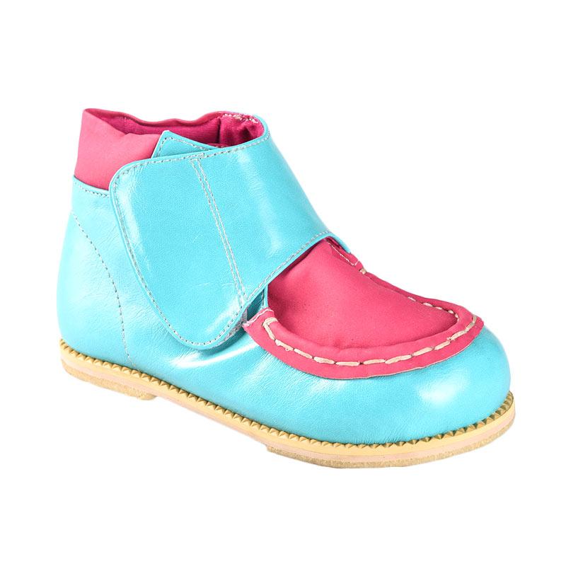 Aiko Sakura Shoes Rielle Sepatu Anak Perempuan - Tosca Pink