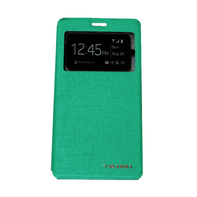 Jual Aimi Flip Cover Casing For Samsung Galaxy Alpha G850