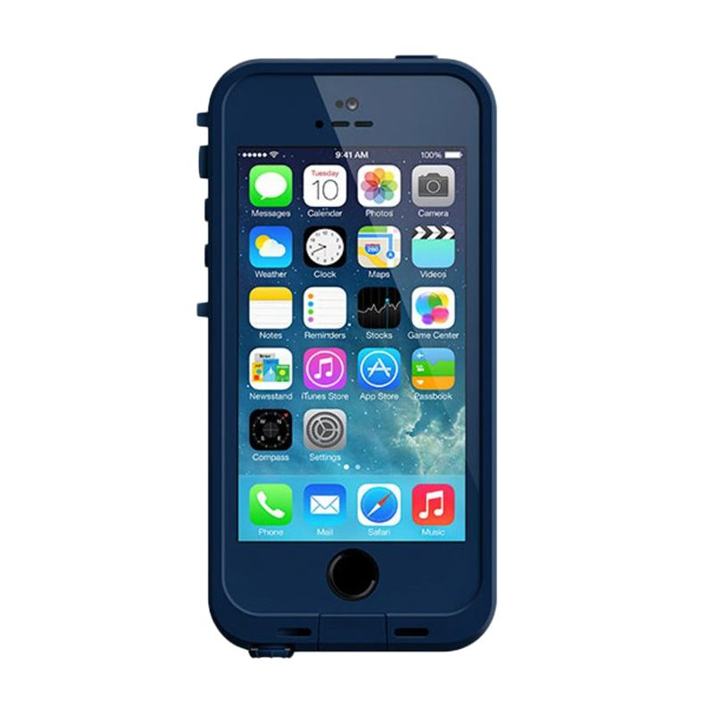 Lifeproof Blue Casing for iPhone 5 or 5s