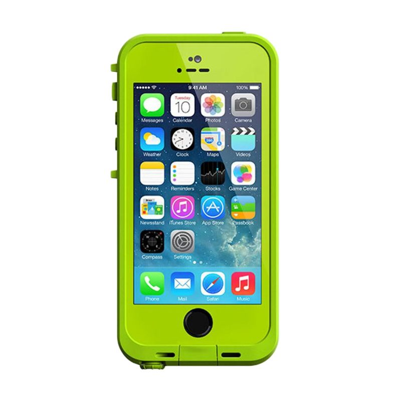 Lifeproof Lime Casing for iPhone 5 or 5s