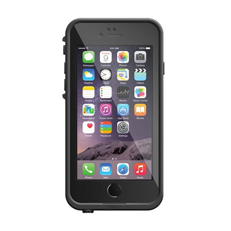 Lifeproof Fre Black Casing for iPhone 6