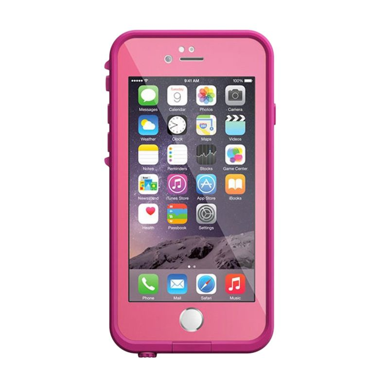 Lifeproof Fre Pink Casing for iPhone 6