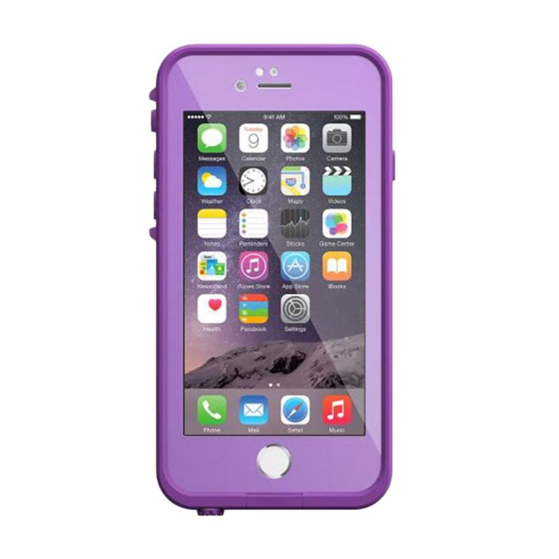 Lifeproof Fre Purple Casing for iPhone 6
