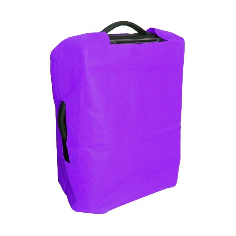 AIUEO Purple Sarung Koper [24 Inch]