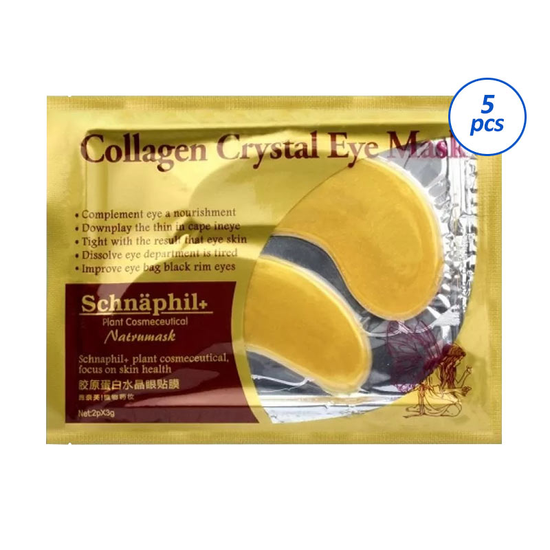 Collagen Crystal Eye Mask Masker Mata [5 Sachet]