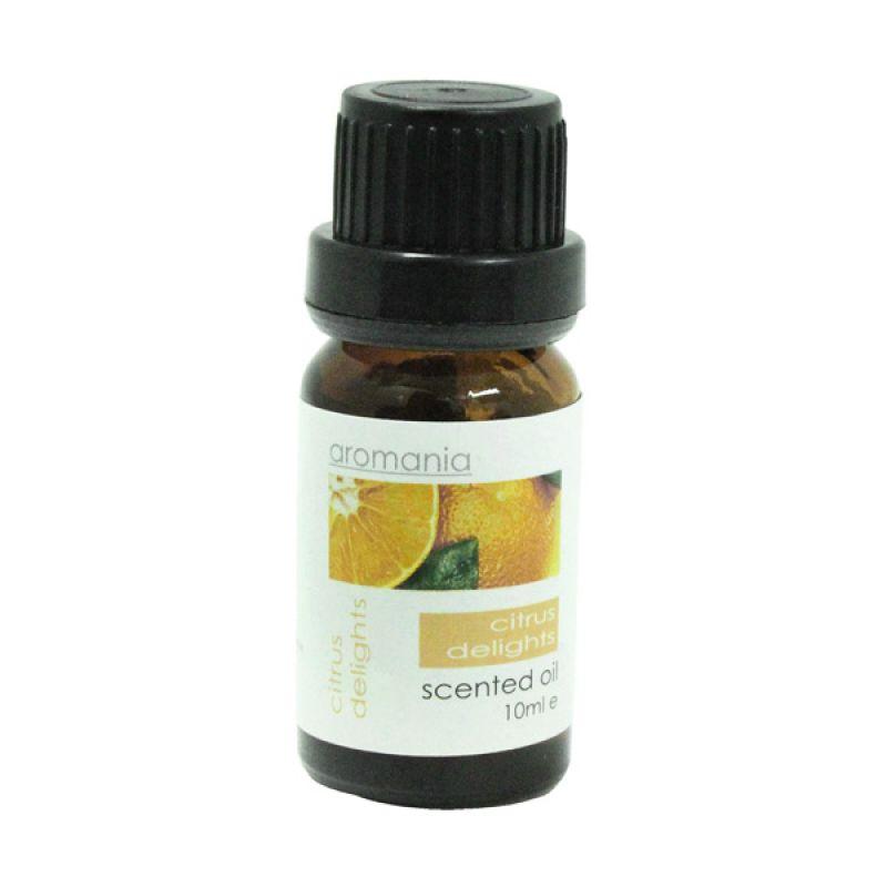 AIUEO OEM Humidifier Citrus Delight Essential Oil [10 mL]