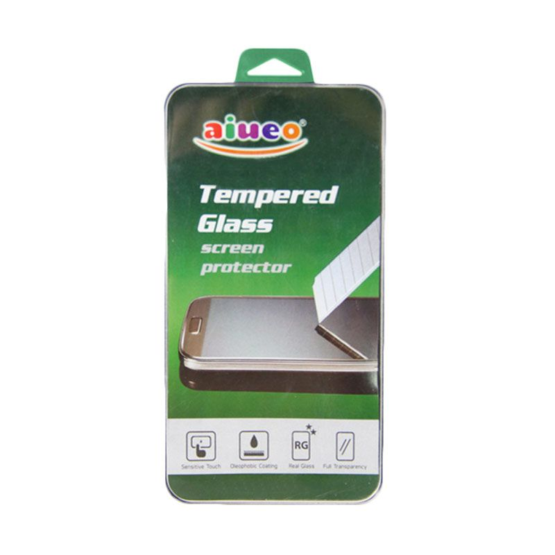 AIUEO Tempered Glass Screen Protector for Oppo Joy Plus R1011 [0.3 mm]