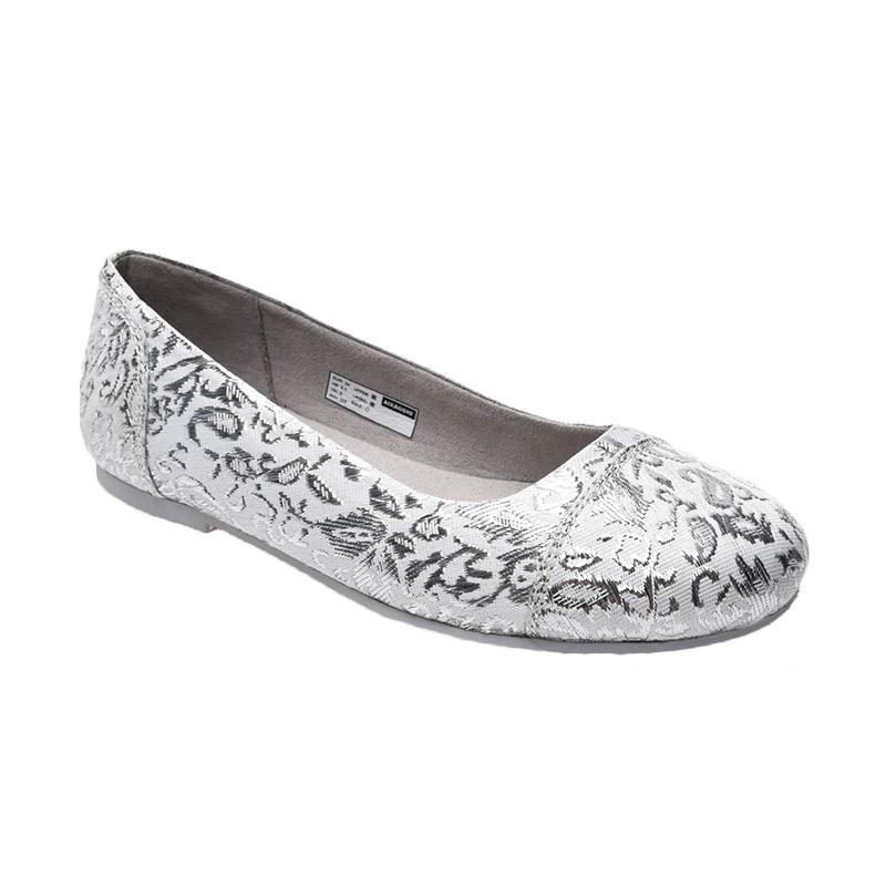 Aixaggio Bright Silver Sepatu Anak