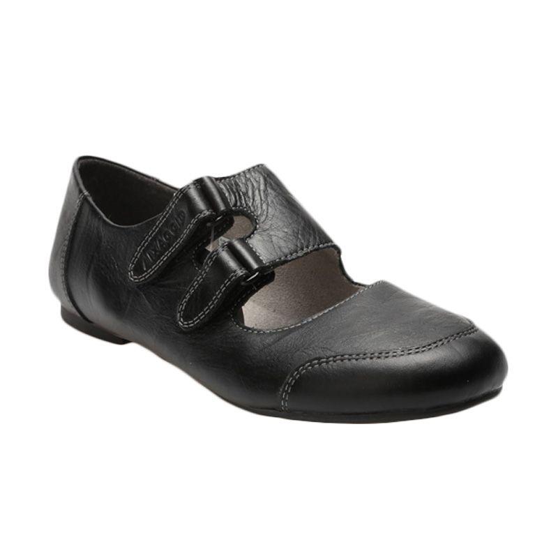 Aixaggio Cicilia Black Sepatu Anak Perempuan