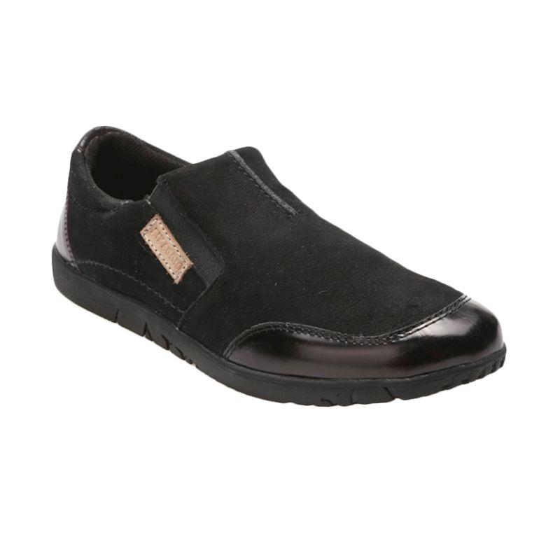 Aixaggio Dolphine Black Sepatu Anak