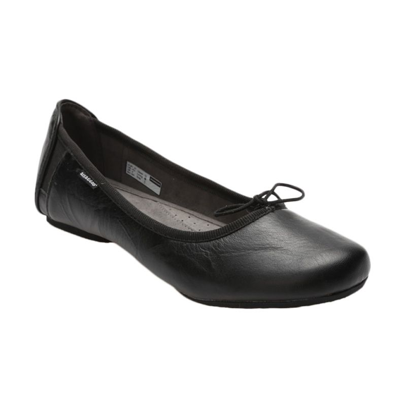 Aixaggio Idol Black Sepatu Anak Perempuan