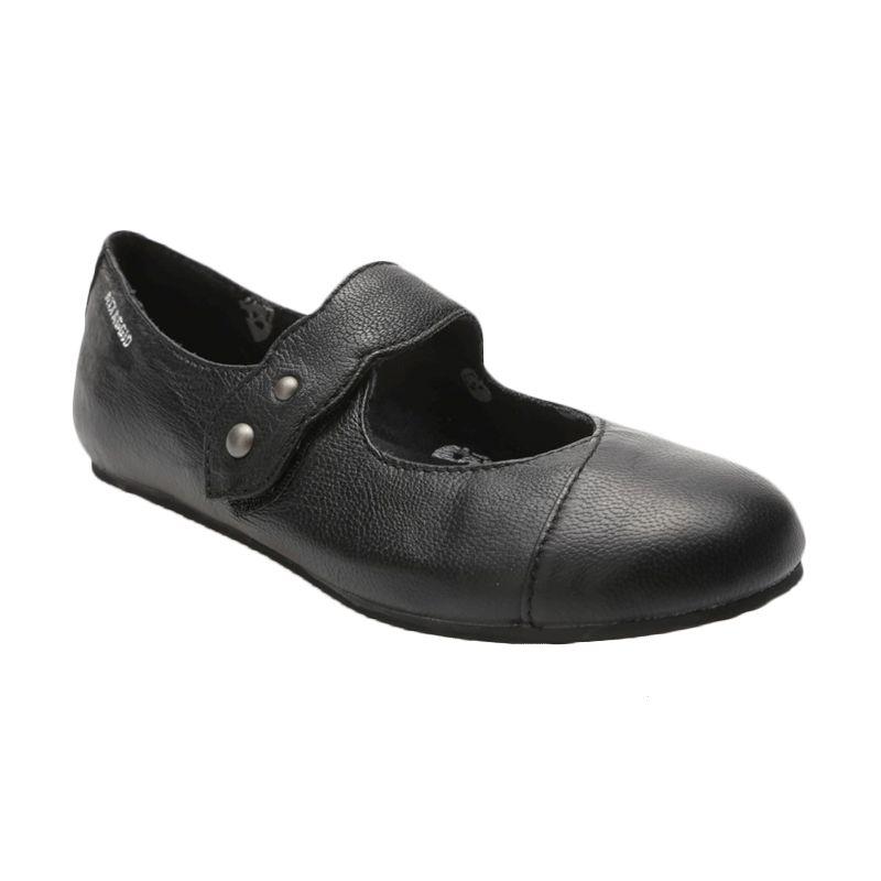 Aixaggio Love Black Sepatu Anak Perempuan