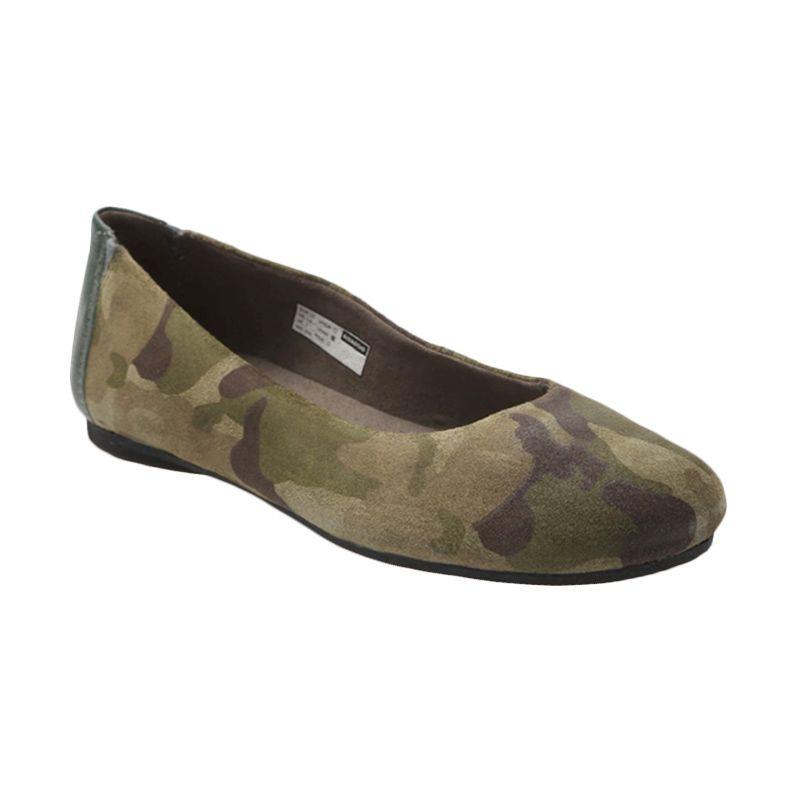Aixaggio Memes Green Sepatu Anak Perempuan