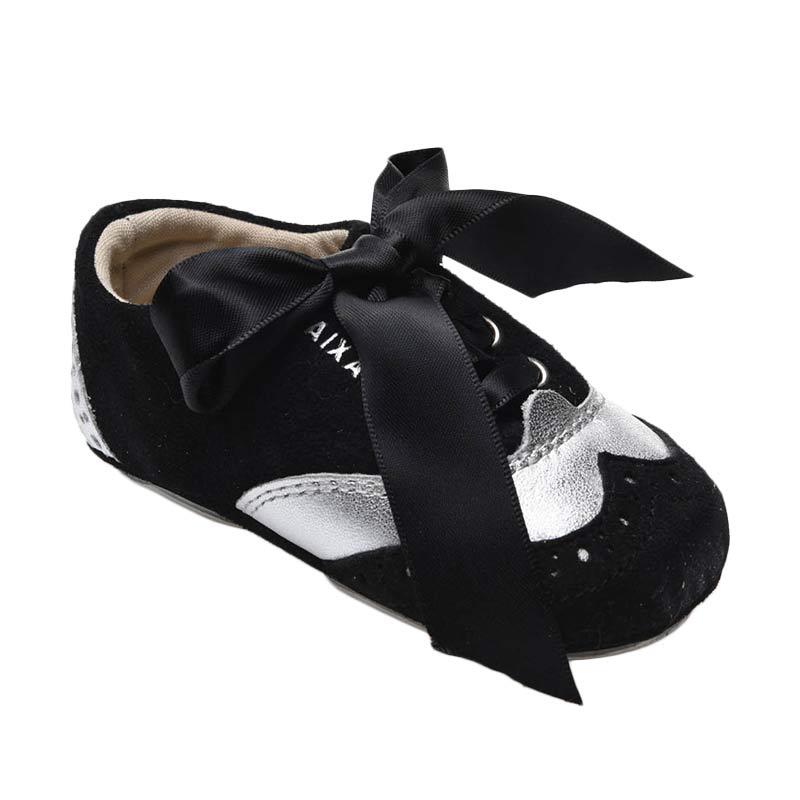 Aixaggio Niagara Black Sepatu Bayi