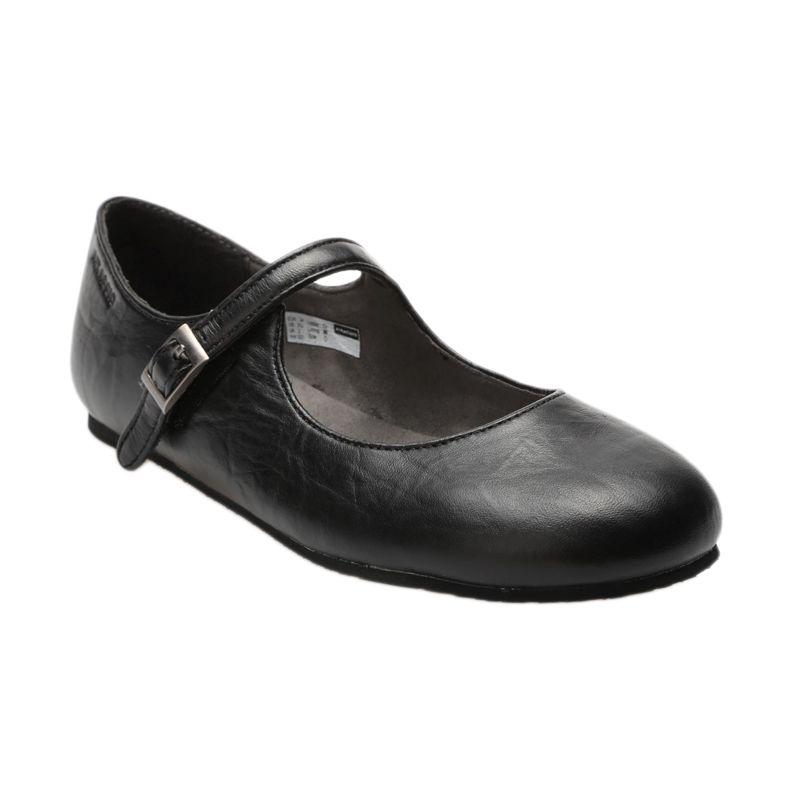 Aixaggio Sherina Black Sepatu Anak Perempuan