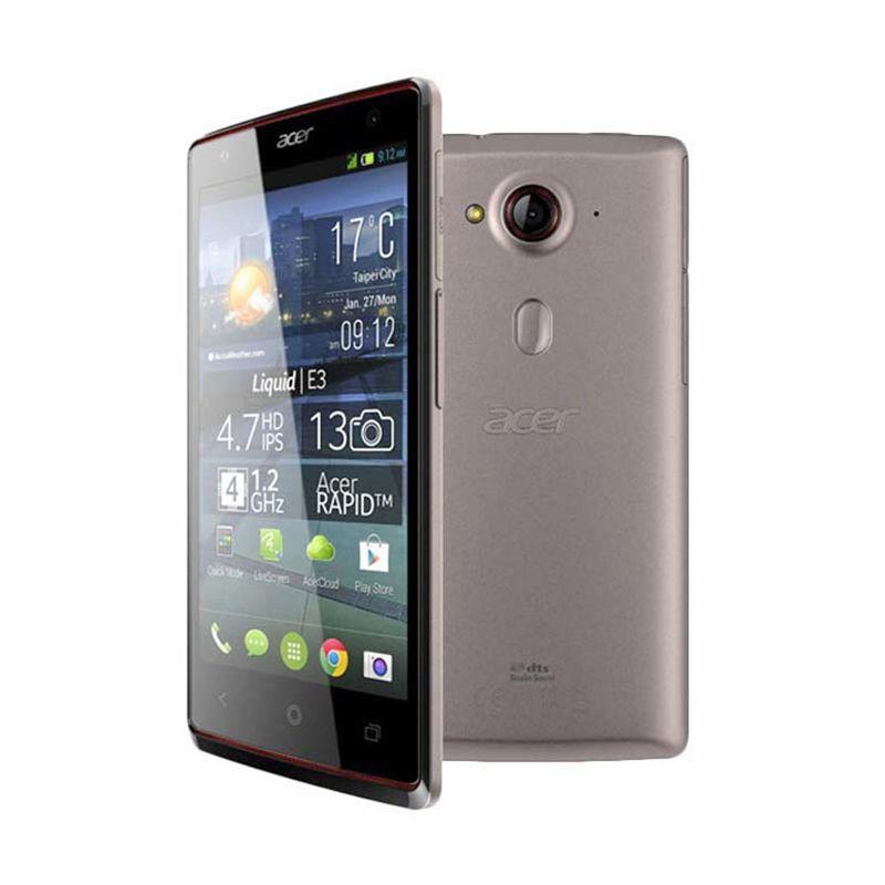 Acer Liquid E3 Titanium Smartphone