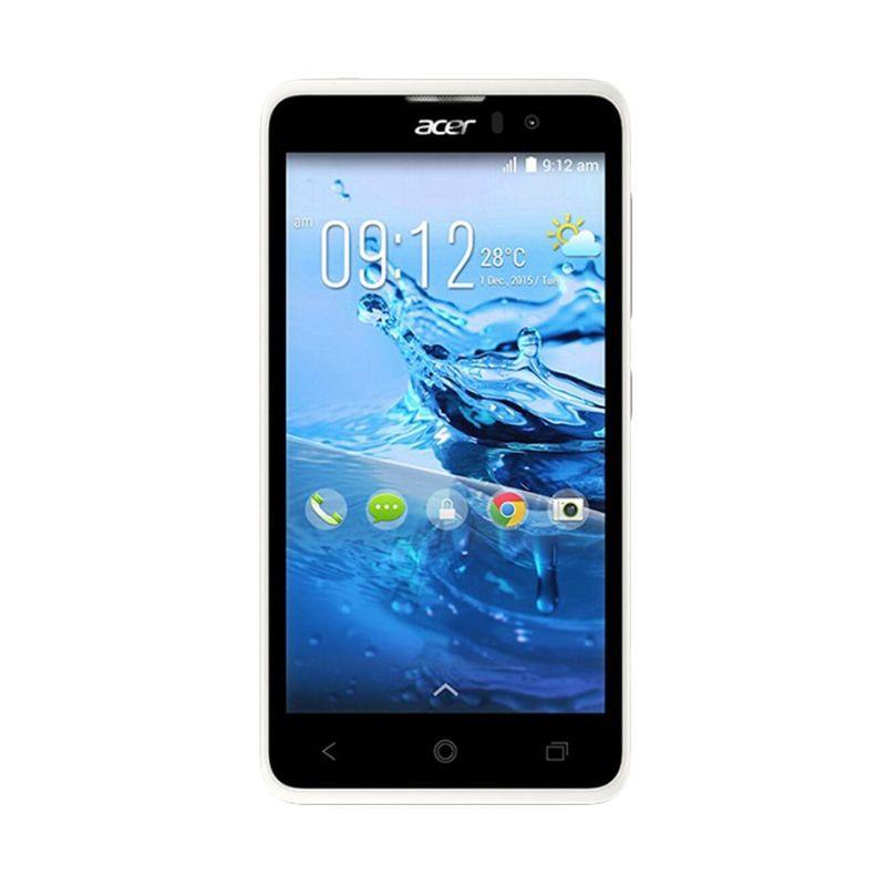 Acer Liquid Z520 Putih Smartphone