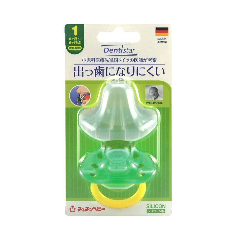 Chuchu Dentistar 1 Silicone Dot Bayi