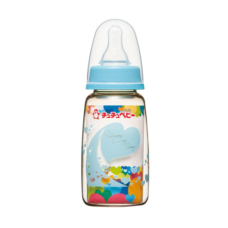 Chuchu PPSU Baby Cool Blue Botol Susu  [150 mL]